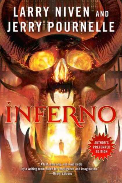 Bestselling Sci-Fi/ Fantasy (2008) - Inferno by Larry Niven