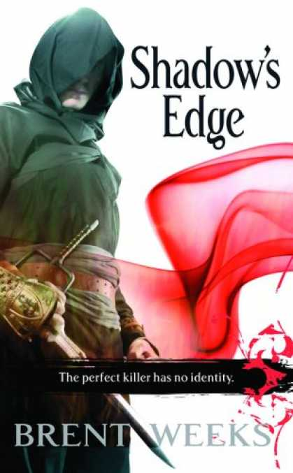 Bestselling Sci-Fi/ Fantasy (2008) - Shadow's Edge (The Night Angel Trilogy) by Brent Weeks