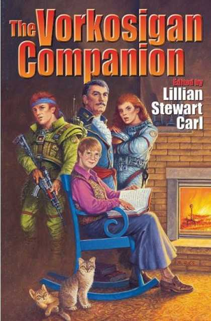 Bestselling Sci-Fi/ Fantasy (2008) - The Vorkosigan Companion