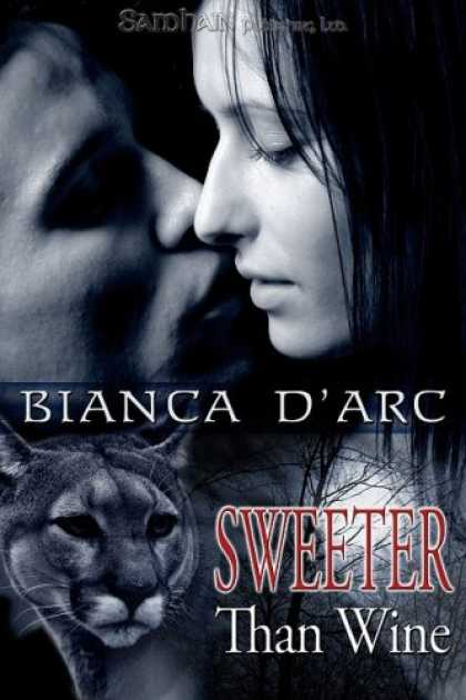 Bestselling Sci-Fi/ Fantasy (2008) - Sweeter Than Wine by Bianca D'Arc