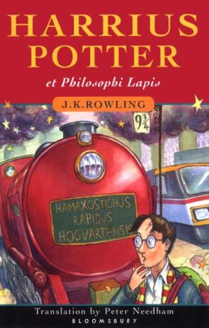 Bestselling Sci-Fi/ Fantasy (2008) - Harrius Potter et Philosophi Lapis (Harry Potter and the Philosopher's Stone, La