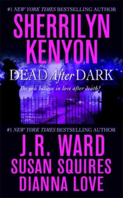 Bestselling Sci-Fi/ Fantasy (2008) - Dead After Dark by Sherrilyn Kenyon