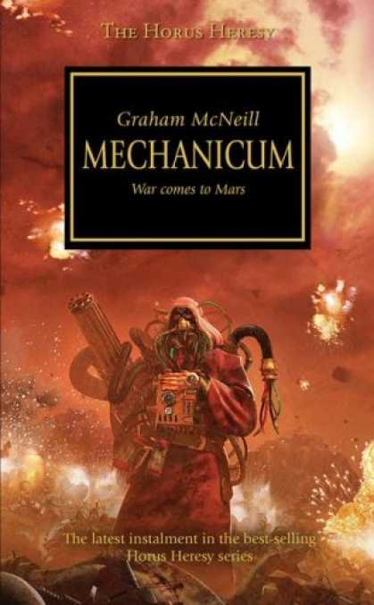 Bestselling Sci-Fi/ Fantasy (2008) - Horus Heresy: Mechanicum by Graham McNeill