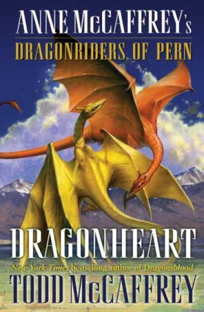 Bestselling Sci-Fi/ Fantasy (2008) - Dragonheart: Anne McCaffrey's Dragonriders of Pern (Dragonriders of Pern, The) b