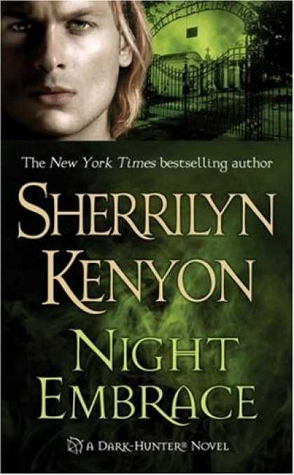 Bestselling Sci-Fi/ Fantasy (2008) - Night Embrace (Dark-Hunter, Book 3) by Sherrilyn Kenyon