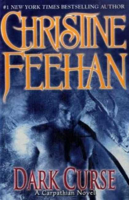 Bestselling Sci-Fi/ Fantasy (2008) - Dark Curse (The Carpathians (Dark) Series, Book 16) by Christine Feehan