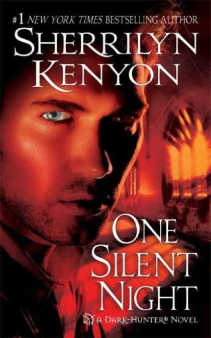 Bestselling Sci-Fi/ Fantasy (2008) - One Silent Night (Dark-Hunter, Book 13) by Sherrilyn Kenyon