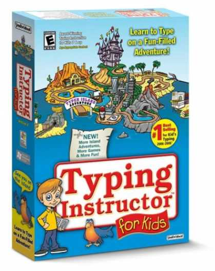 Bestselling Software (2008) - Typing Instructor For Kids 4