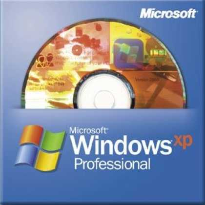 Bestselling Software (2008) - Microsoft Windows XP Professional SP3 32-bit for System Builders - 1 pack