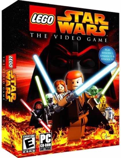 Bestselling Software (2008) - Star Wars Lego I: The Video Game