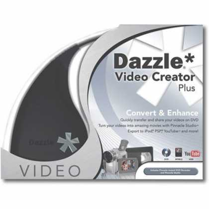 Bestselling Software (2008) - Dazzle Video Creator Plus