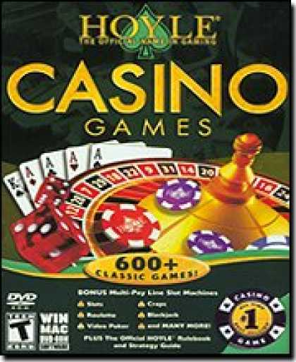 Bestselling Software (2008) - Hoyle Casino 2008 [OLD VERSION]