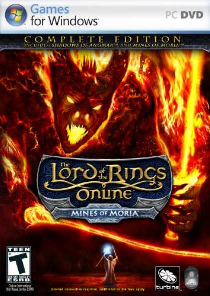 Bestselling Software (2008) - The Lord of the Rings: Mines of Moria