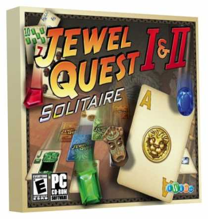 Bestselling Software (2008) - Jewel Quest Solitaire 1 and 2