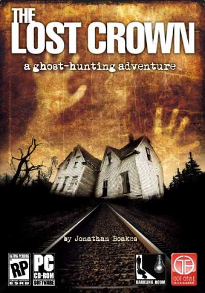 Bestselling Software (2008) - The Lost Crown: A Ghosthunting Adventure