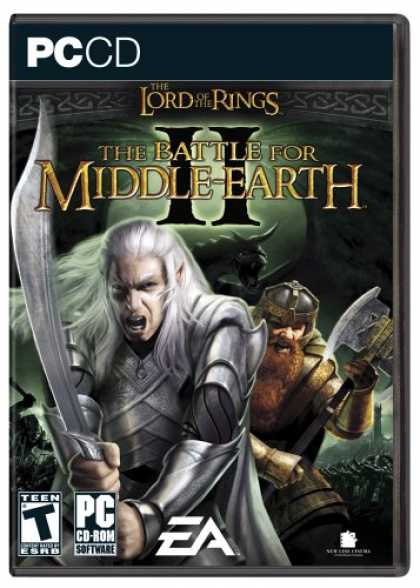 Bestselling Software (2008) - The Lord of the Rings: Battle for Middle Earth 2