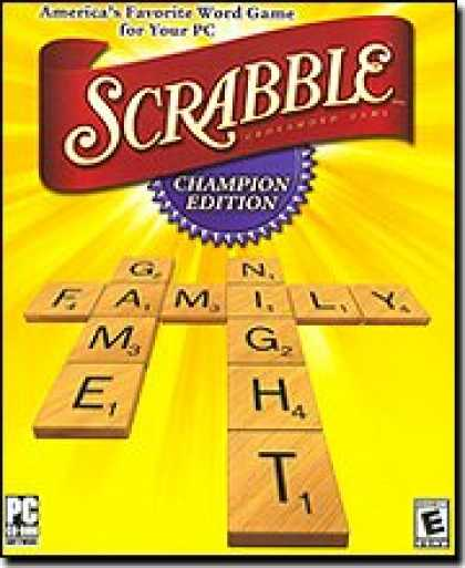 Bestselling Software (2008) - Scrabble Champion Edition