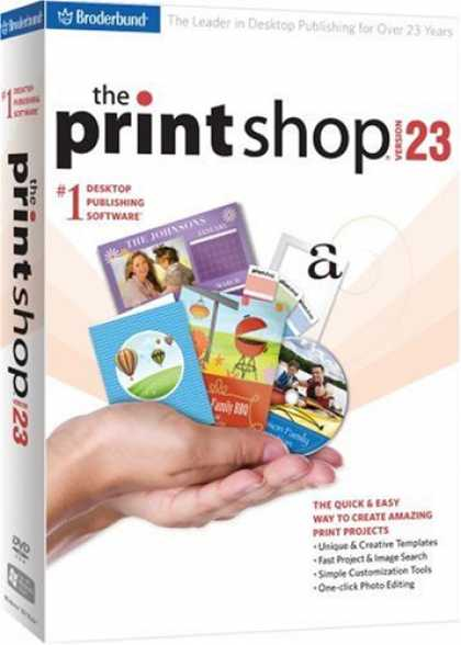 Bestselling Software (2008) - The Print Shop 23