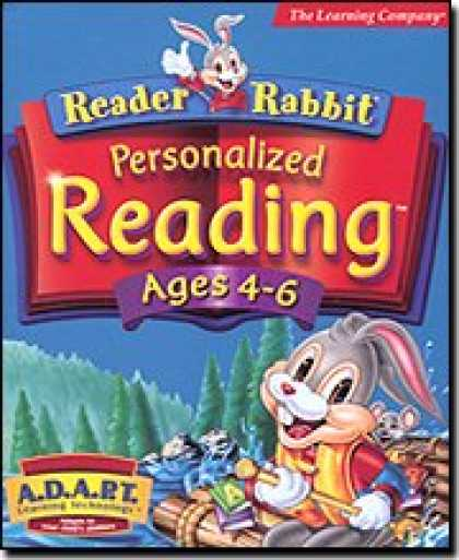 Bestselling Software (2008) - Reader Rabbit Reading Ages 4-6