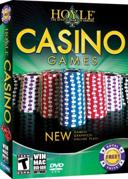 Bestselling Software (2008) - Hoyle Casino 2009