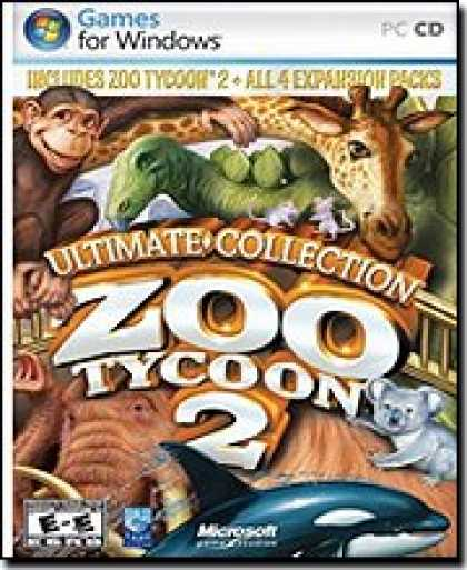 Bestselling Software (2008) - Zoo Tycoon 2: Ultimate Collection