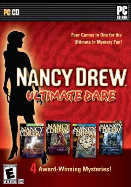 Bestselling Software (2008) - Nancy Drew Ultimate Bundle