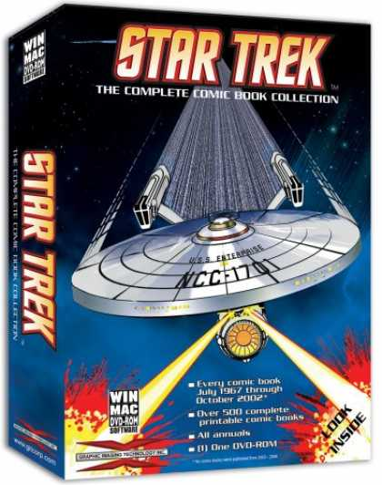 Bestselling Software (2008) - Star Trek: The Complete Collection