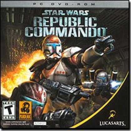Bestselling Software (2008) - Star Wars Republic Commando