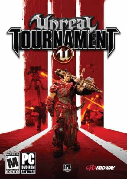 Bestselling Software (2008) - Unreal Tournament III