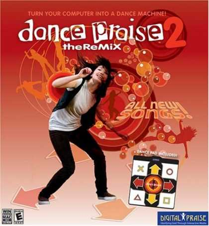 Bestselling Software (2008) - Dance Praise 2 -the ReMix: Dance Pad Included! (Digital Praise)