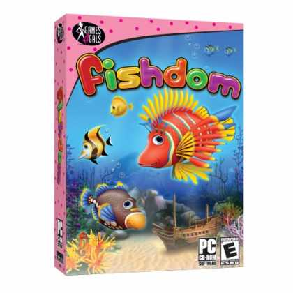 Bestselling Software (2008) - Fishdom