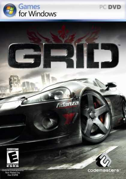 Bestselling Software (2008) - GRID