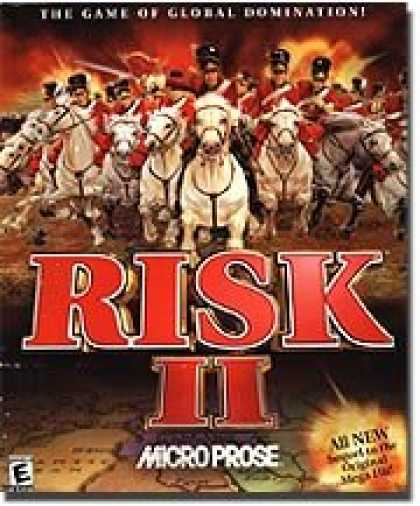 Bestselling Software (2008) - Risk II (Jewel Case)