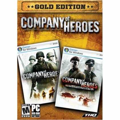 Bestselling Software (2008) - Company of Heroes: Gold Edition