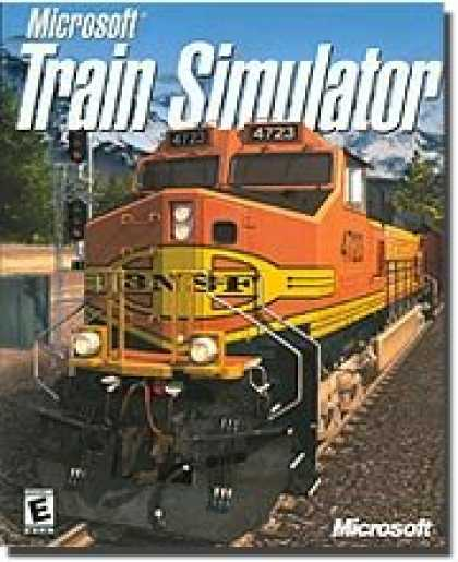 Bestselling Software (2008) - Train Simulator - jc