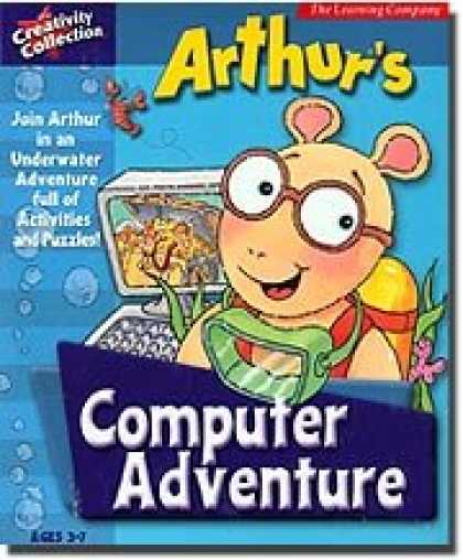 Bestselling Software (2008) - Arthurs Computer Adventure Ages 3-7