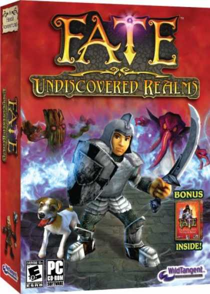 Bestselling Software (2008) - Fate: Undiscovered Realms