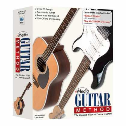 Bestselling Software (2008) - Guitar Method Version 4.0