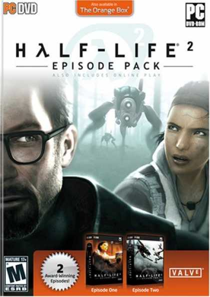 Bestselling Software (2008) - Half-Life 2: Episode Pack