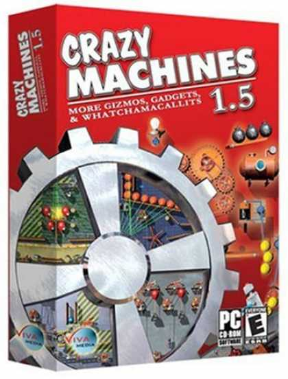 Bestselling Software (2008) - Crazy Machines 1.5