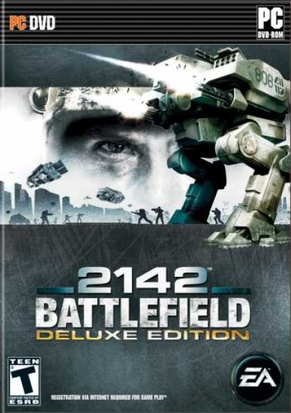 Bestselling Software (2008) - Battlefield 2142 Deluxe Edition