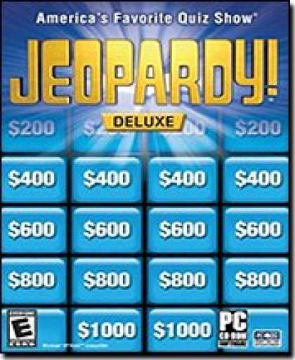 Bestselling Software (2008) - Jeopardy! Deluxe