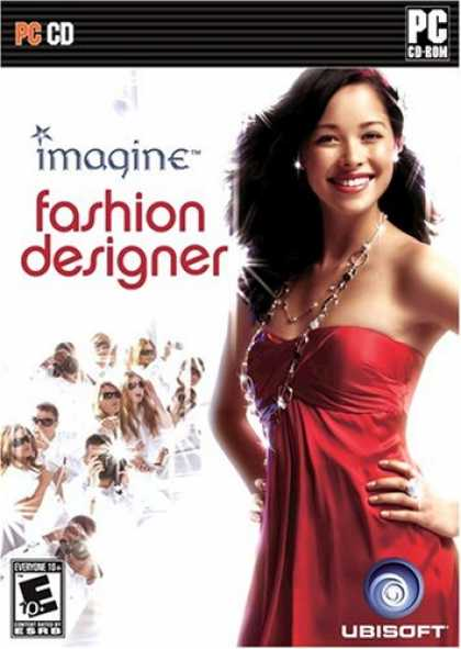 Bestselling Software (2008) - Imagine Fashion Designer