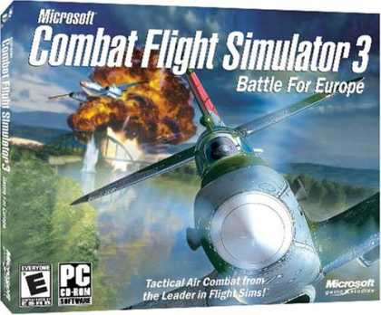 Bestselling Software (2008) - Combat Flight Simulator 3