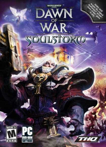 Bestselling Software (2008) - Warhammer 40K: Dawn of War Soulstorm