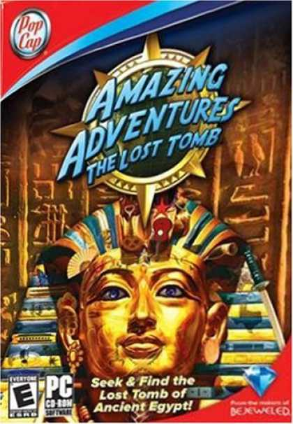Bestselling Software (2008) - Amazing Adventures: The Lost Tomb