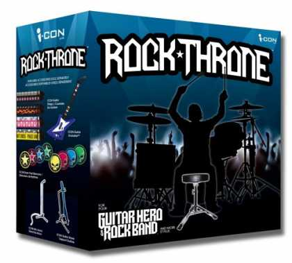 Bestselling Software (2008) - Rock Throne Drum Stool