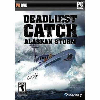 Bestselling Software (2008) - Deadliest Catch: Alaskan Storm