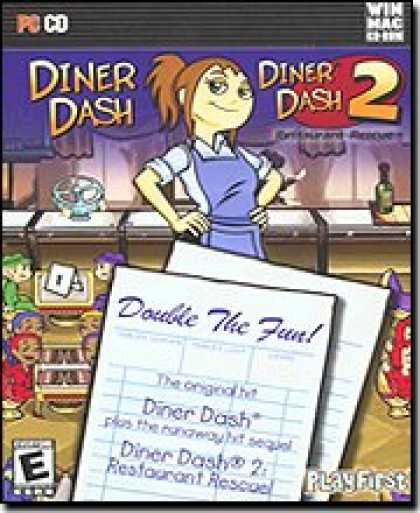 Bestselling Software (2008) - Diner Dash 1 and 2 Pack