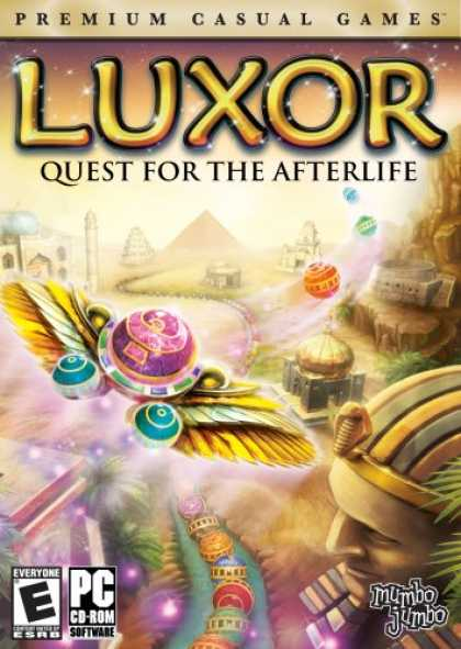 Bestselling Software (2008) - Luxor: Quest for the Afterlife